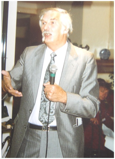 Founder of ECP - Michael J Hill
